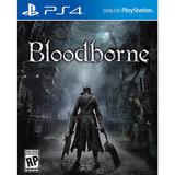 Bloodborne Ps4 Español Juegos Ps4 Delivery