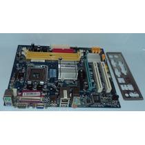 Kit Placa Mãe 775 + Processador E5700 3.0ghz + 2gb Ddr2