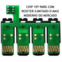 Chip Atualizado Bulk Ink Impressora Epson Xp201 Xp214 Xp401