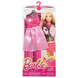 Barbie Vestidos Para Munecas Con Accesorios Art Bs-cfx92