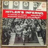 Documental, Marcha Nazis, Hitler´s Inferno, Lp 12´, Sp0