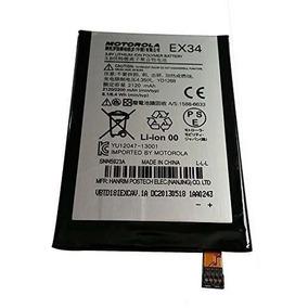 Bateria Pila Interna Motorola Moto X Ex34 Xt1053 Xt1058 1060