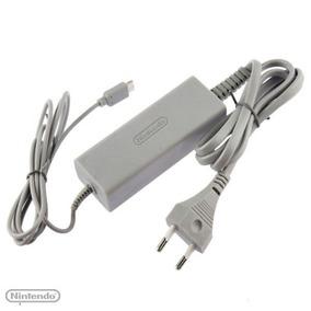 Fonte Carregador Gamepad Original P/ Nintendo Wii U - Bivolt