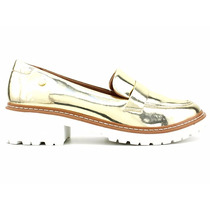 Sapato Feminino Tratorado Quiz Verniz 45-54810 Loja Pixolé