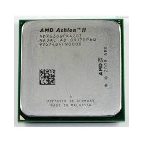 Amd Athlon Ii X4 630 4 Nucleos Socket Am3 Envio Gratis