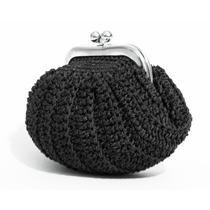 Monedero Para Dama Tejido A Mano Crochet Regalo Para Mamá