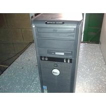 Optiplex Gx 280 Dell Optiplex Cpu 3.40 Hdd