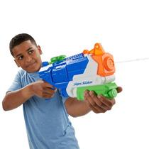 Brinquedos Menino Nerf Super Soaker Lançador De Água B4438