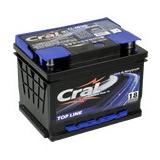 Bateria Selada Cral 60ah 18 Meses De Garantia *frete Grátis*