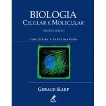 Biologia Celular E Molecular Conceitos E Experimentos