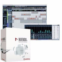 Nuendo 4 Completo + Waves 9 Full Completo