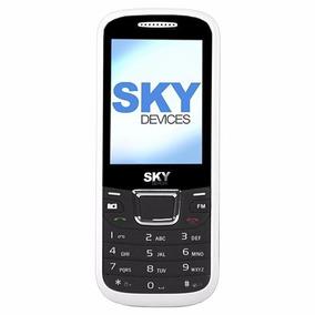 Celular Sky Devices F3g Dual Sim Novo Com Garantia Importado