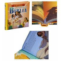 As 100 Melhores Historias Da Bíblia Ilustrada Infantil Nova!