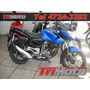 Bajaj Rouser 135cc 0 Km Trimoto Concesionario Honda Yamaha