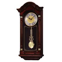 Reloj Seiko Qxh004bl Pared Sonería Pendulo Agente Oficial
