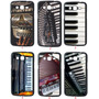 Case Capa Musica Sanfona Acordeon Teclado Samsung Galaxy J5