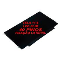 Tela 11.6 Led Slim 40 Pinos Notebook Sony Vaio Vpc-yb15kx