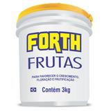 Fertilizante - Adubo Forth Para Frutas - 3kg