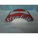 Servilletero Vintage De Coca Cola Original