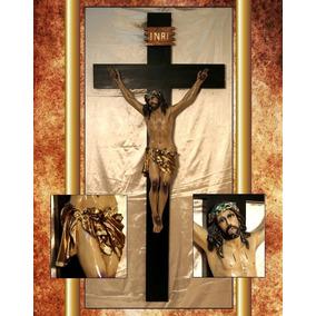 Articulo Religioso E Imagenes Cristo Grande 1.80m