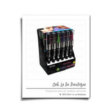 Caja 24 Lápices Delineadores Kajal Stick Santée #0495