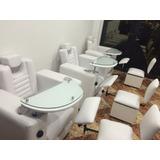 Fabrica De Muebles De Peluqueria Poltrona De Spa De Manicure