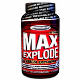 Max Explode Fireforce Nutrition Pre Entreno 250 Grs + Rutina
