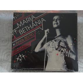Cd - Maria Bethania - Anos 80 / 90 - Lacrad - Raro