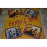 Sandy & Papo Mc/ Merengue House/ Lp Vinilo Acetato Disco