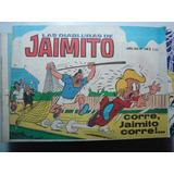 Revista Comic Historieta Las Diabluras De Jaimito 196
