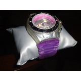 Techomarine Cruise Reloj Color Morado(dama)