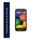 Celular Motorola Moto E Wifi Gps Whatsapp Andorid 4.3 In