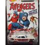 Carrinhos Hot Wheels 57 Plymouth Fury (6/8) - The Avengers