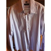 Camisa Scappino Talla M Guess Armani Tommy Abercrombie