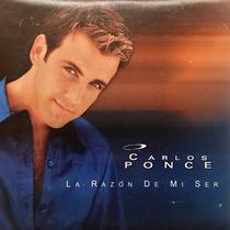 Cd Carlos Ponce La Razon De Mi Ser Promo Usado