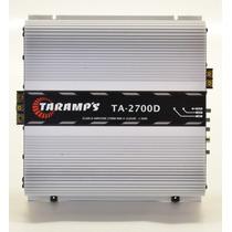Modulo Taramps Potencia 2700w Rms 2ohm 1canal Ta2700d