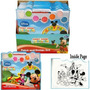 Mickey Mouse Clubhouse Set De Pintura De Agua - La Historia