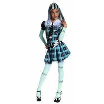 Monster High Frankie Stein Costume - Un Color - Medium