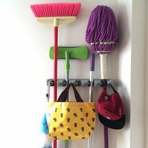 Organizador Empotrable Para Articulos De Limpieza