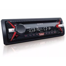 Toca Cd Player Automotivo Sony Xplod Cdx-g1170u Fm Mp3 Usb