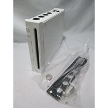 Nintendo Wii Console ***não Lê Cd*** Não Da Imagem!!