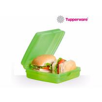 Tupperware Porta Sanduiche Também Ideal Para Conservar Frios