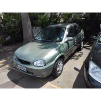 Chevrolet Corsa Sedan 2001 Verde