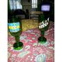 Copas Artesanales Hechas Con Botellas Env/ Todo El Pais