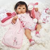 Muñeca Bebe Realista Juguete Para Niñas Baby Doll