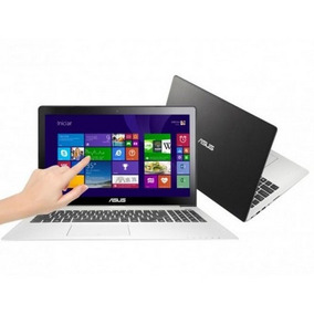 Notebook Asus Core I7 6gb 750gb Win8 14 Touch+nf