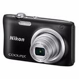 Camara Nikon 20.1-mp Ccd 5x (16 X Zoom) (a100)