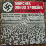 Documental, Marchas Nazis, Hitler´s Inferno, Vol.2, Lp 12´,