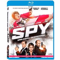 Spy Una Espia Despistada Melissa Mccarthy , Pelicula Blu-ray