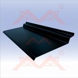 Babeta Prepintada Color Negro Para Embutir X2.44mts. Envios.